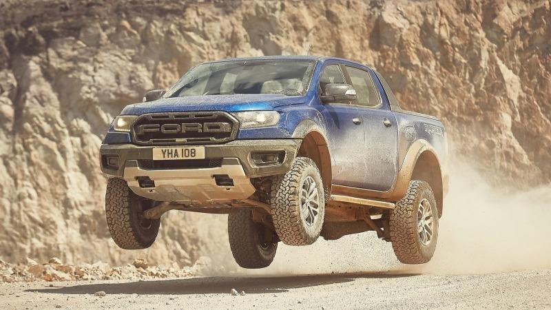 Mejores todoterrenos 2021 Ford Ranger Raptor