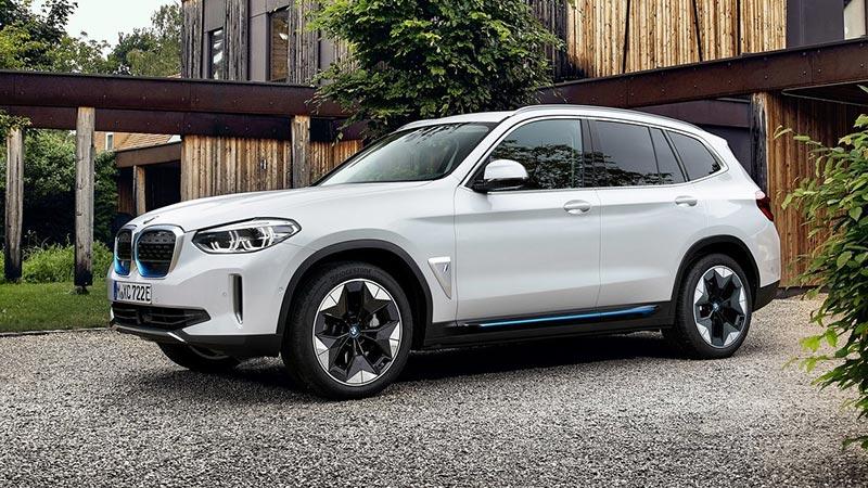 Rivales del BMW iX3 2021