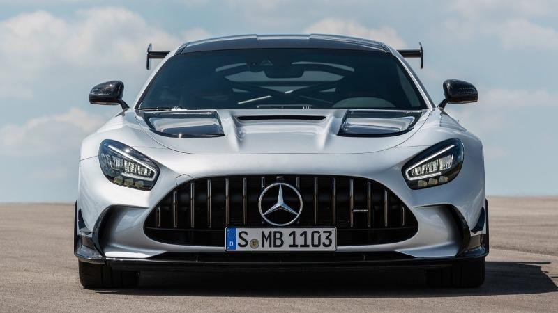 Mejores Mercedes Black Series