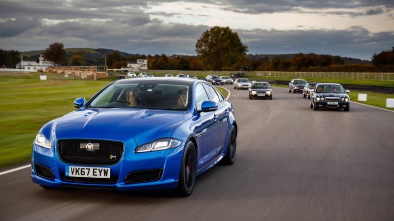 coches lujo 2021: Jaguar XJ