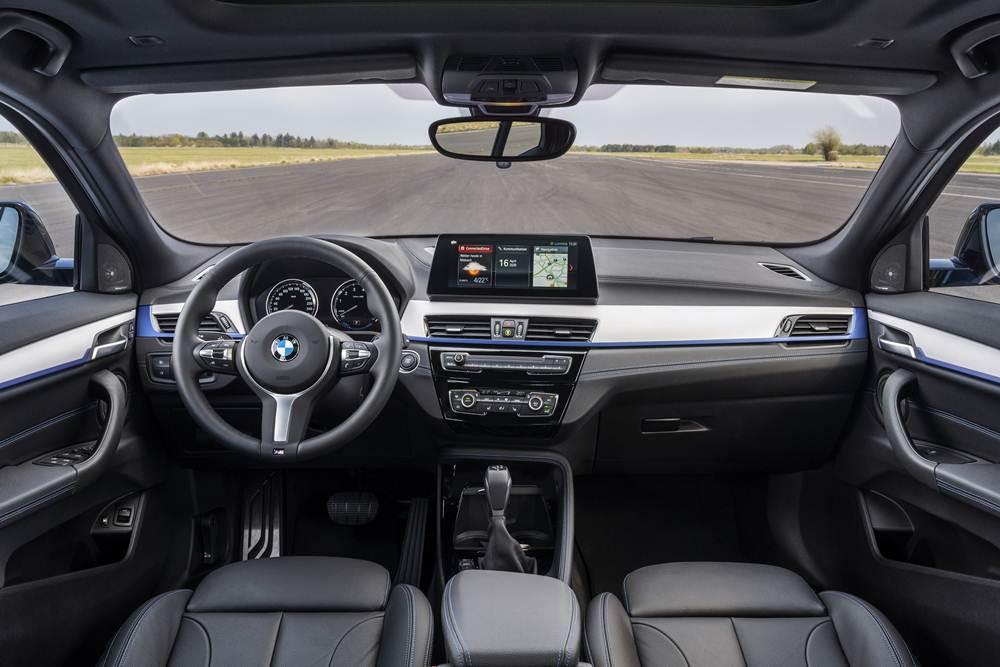 Precio del BMW X2 híbrido enchufable