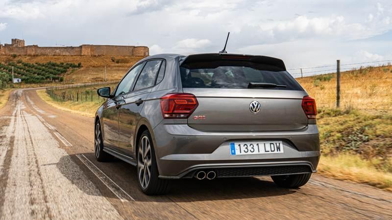 Prueba del Volkswagen Polo GTI 2020