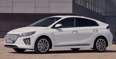 Prueba Hyundai Ioniq electrico