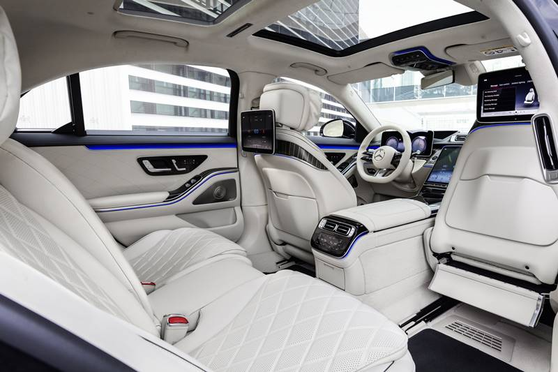 Mercedes-Benz Clase S 2021