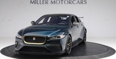 Jaguar XE Project 8 a la venta