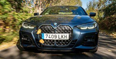 Prueba del BMW Serie 4 2021