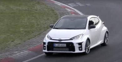Toyota GRMN Yaris 2021