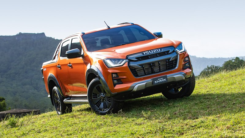 Mejores Pick-up 2021