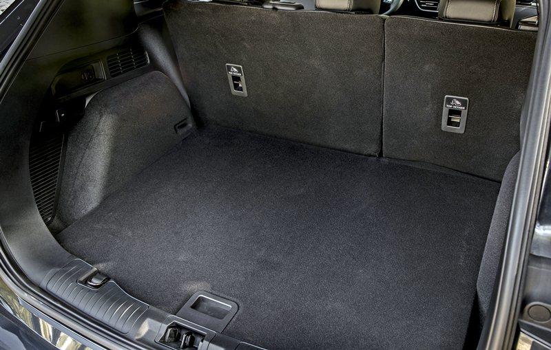 Prueba del Ford Kuga 2021 diésel