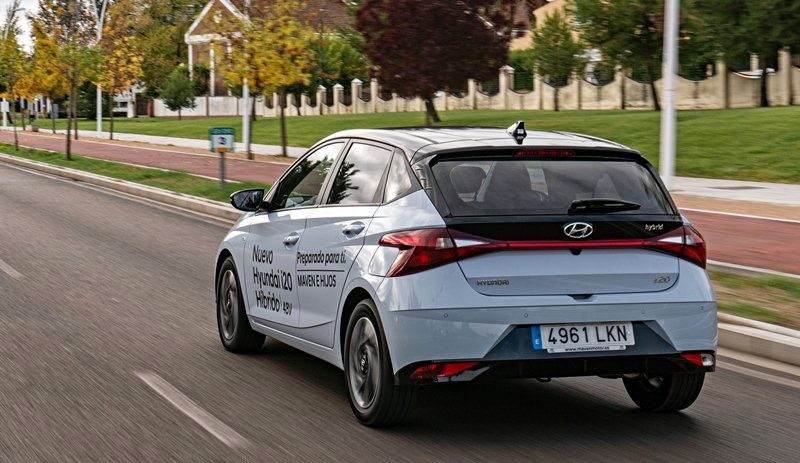 Prueba del Hyundai i20 2021