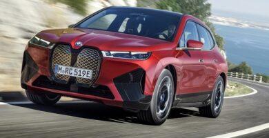 Rivales BMW iX 2021