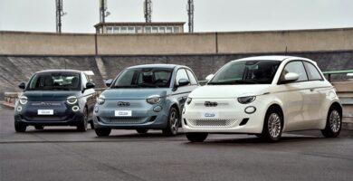 Rivales Fiat 500