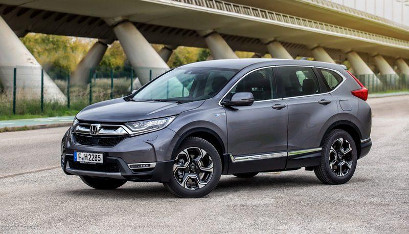 SUV híbridos 2021