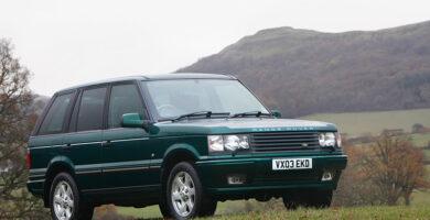 Land Rover Ranger Rover P38