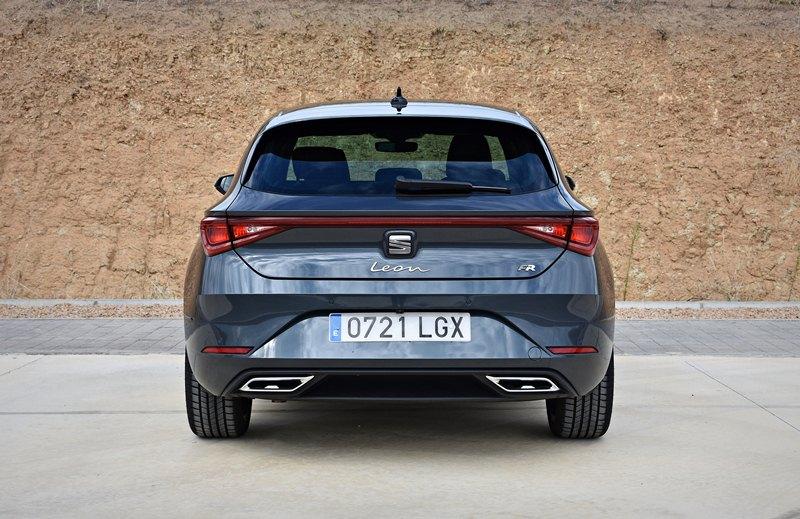 Prueba del Seat León FR TDI 150 CV 2021: la máquina ...