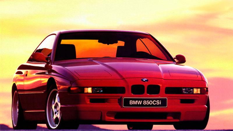 Historia Bmw Serie 8