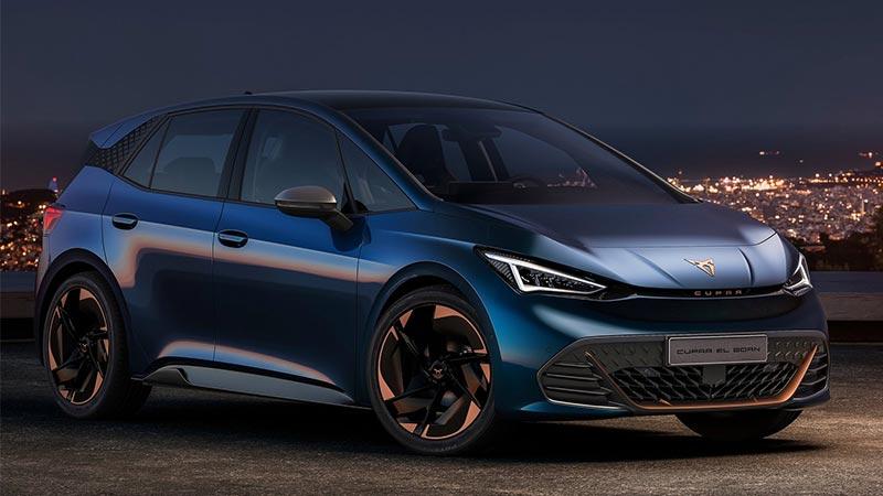 Lanzamientos de coches en 2022