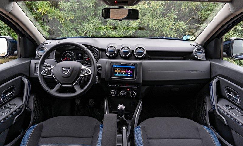 Prueba del Dacia Duster GLP 2021