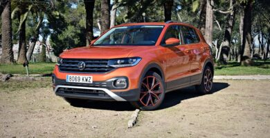 Rivales del Volkswagen T-Cross
