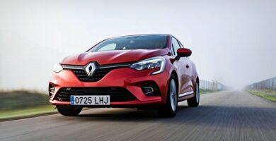 Prueba del Renault Clio GLP 2021