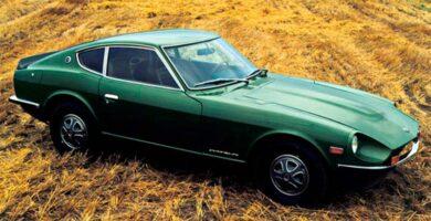 Historia del Nissan 240Z