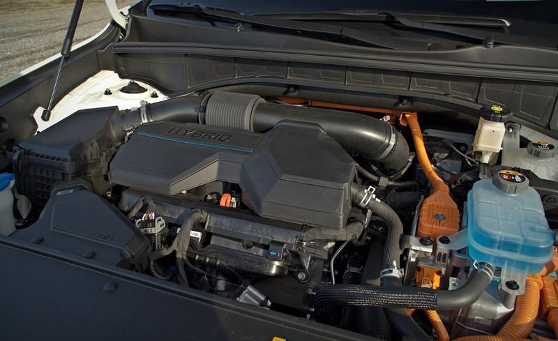 Motor hibrido Kia Sorento 2021