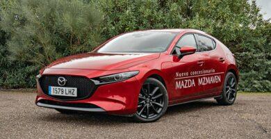 Prueba del Mazda 3 Skyactiv-X 2021