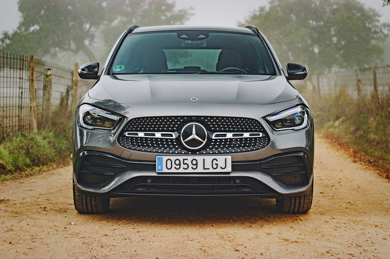 Prueba del Mercedes GLA 200d 2021