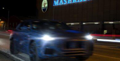 Maserati Grecale fecha