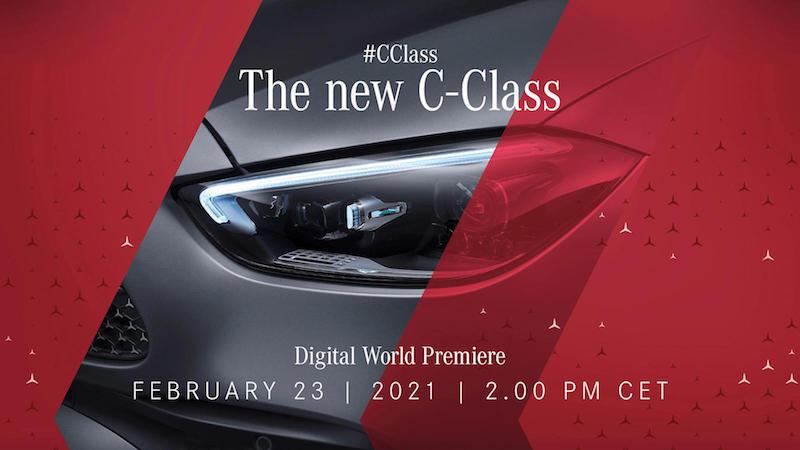 Mercedes-Benz Clase C 2021 presentación