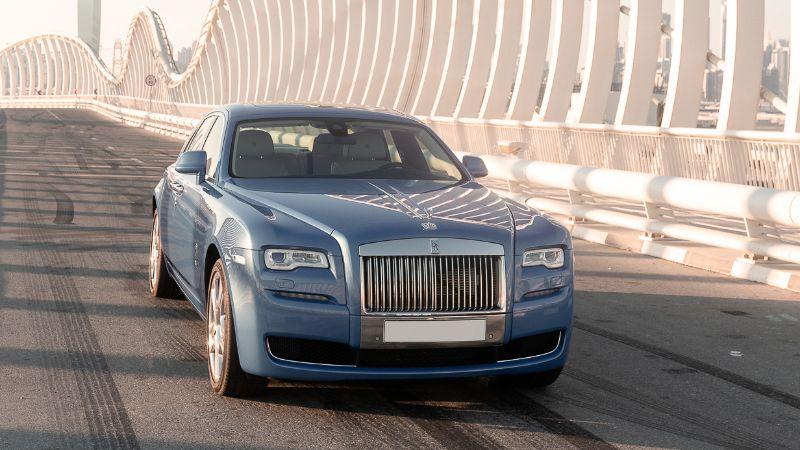 Rolls-Royce Maradona