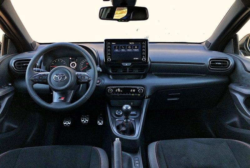 Cosas buenas Toyota GR Yaris