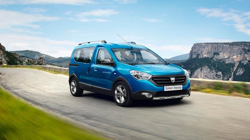 coches nuevos más baratos Dacia Dokker