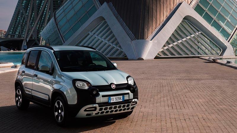 coches nuevos más baratos Fiat Panda