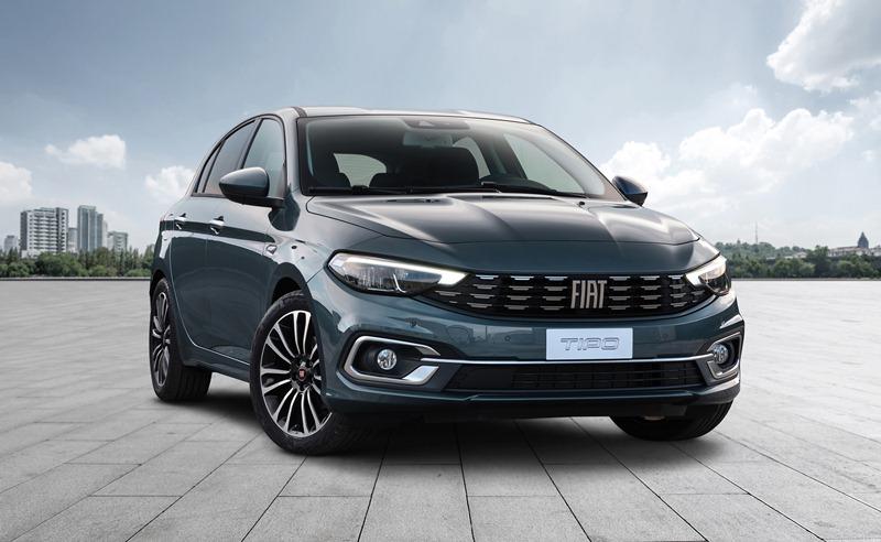 coches nuevos más baratos Fiat Tipo
