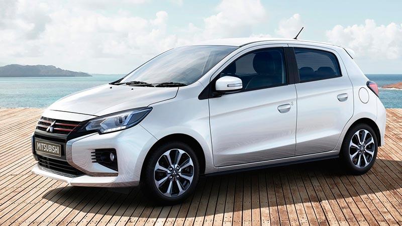 coches nuevos más baratos Mitsubishi Space Star