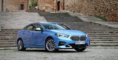 Prueba del BMW Serie 2 Gran Coupé 2021