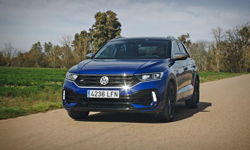 Prueba del Volkswagen T-Roc R 2021