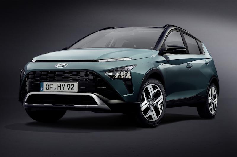 Rivales del Hyundai Bayon