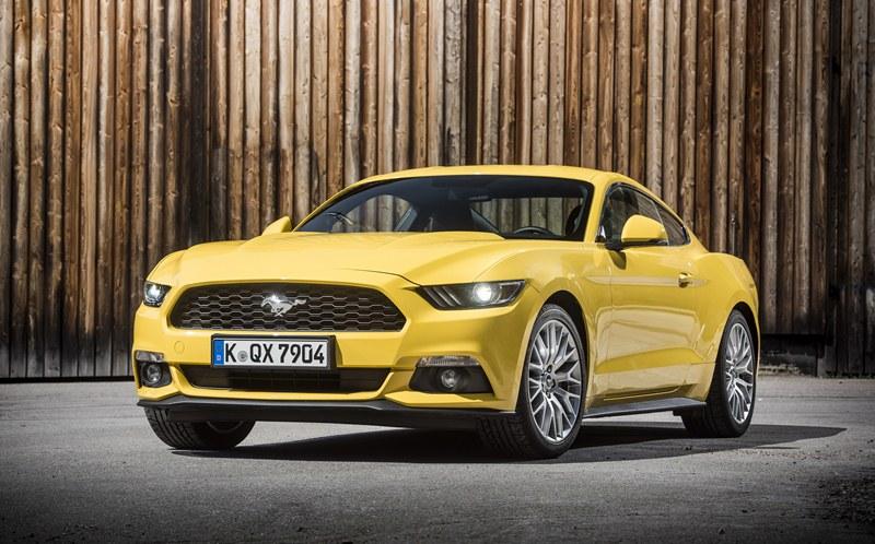 Ford Mustang EcoBoost deja venderse Europa
