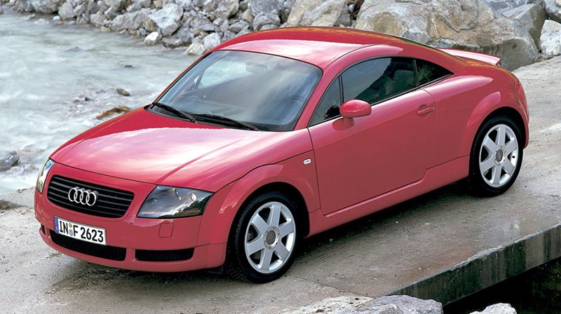 Audi TT MK1 de segunda mano
