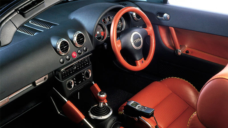 Audi TT MK1 segunda mano