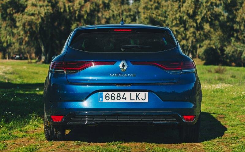 Prueba del Renault Mégane dCi 2021