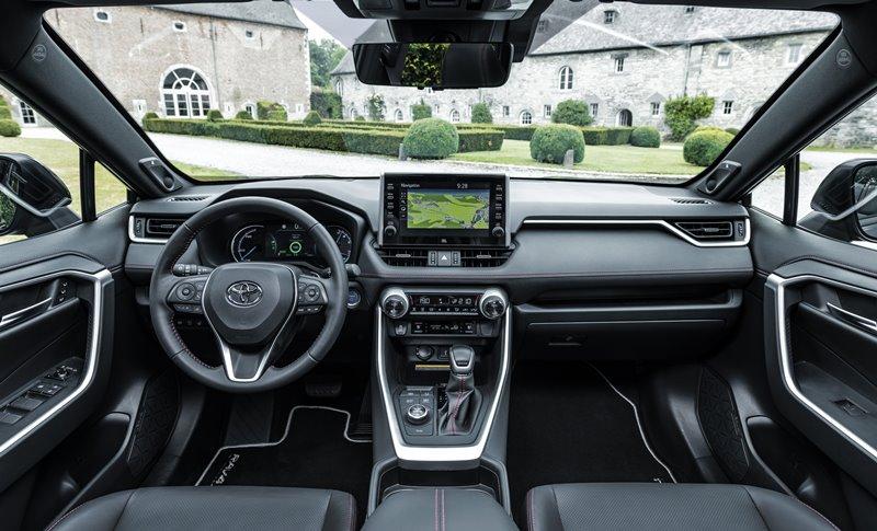 Prueba del Toyota RAV4 Plug-In Hybrid 2021