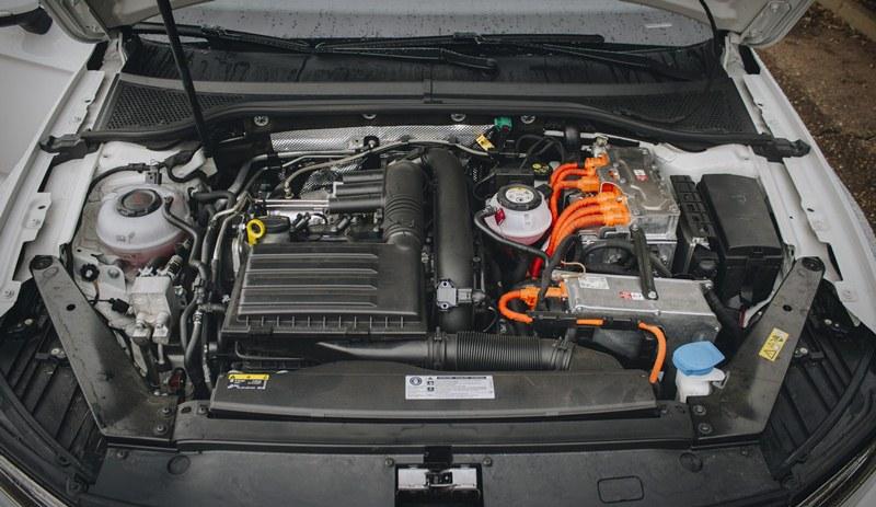 Prueba del Volkswagen Passat GTE 2021