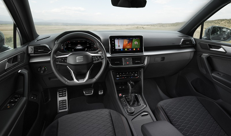 Prueba Seat Tarraco e-Hybrid
