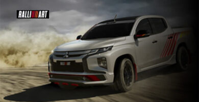 Mitsubishi resucita ralliart