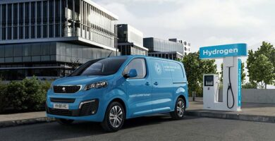 Peugeot e-Expert Hidrogen