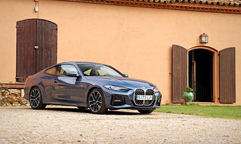 Prueba del BMW Serie 4 420i