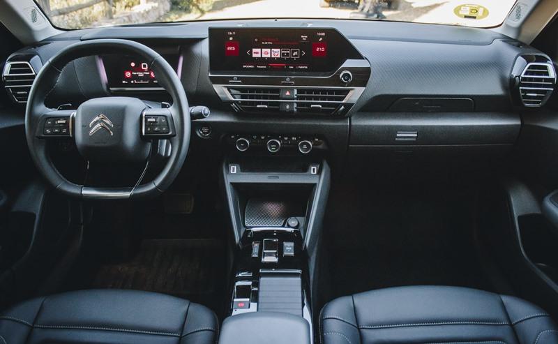 Prueba del Citroën C4 PureTech 130 CV 2021